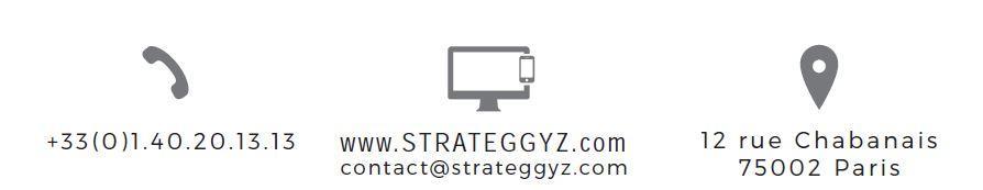 Contact strateggyz